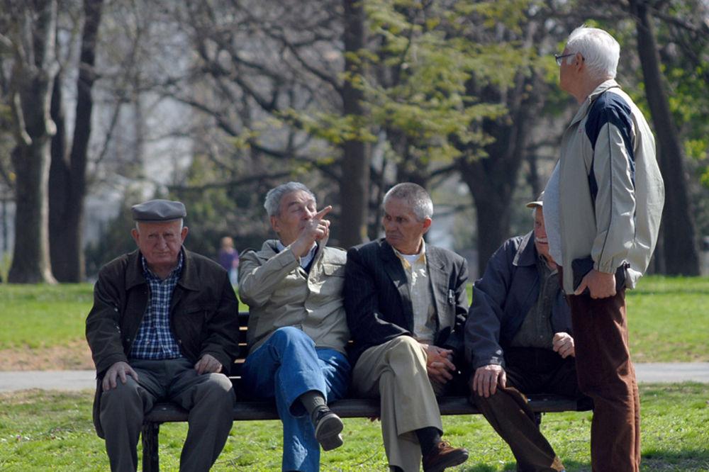 Beograd, penzioneri, pomoć, Milan Krkobabić,