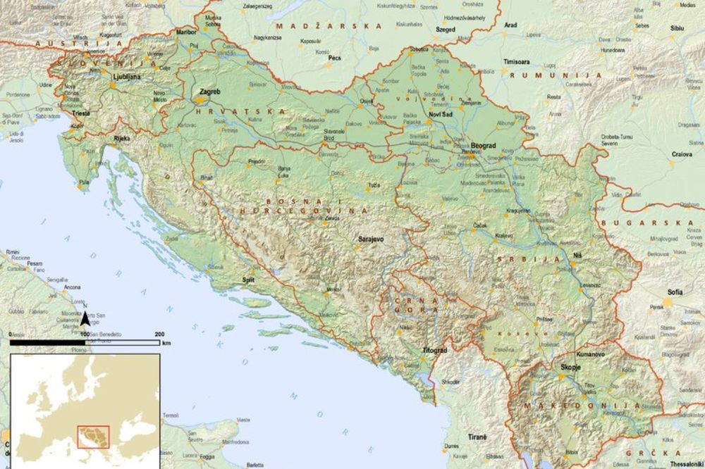 7 najvećih napada terorista u istoriji Jugoslavije