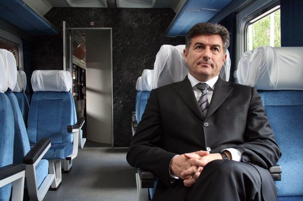 NOVO SUĐENJE BIVŠEM DIREKTORU ŽELEZNICA SRBIJE: Ukinuta presuda Milanku Šarančiću