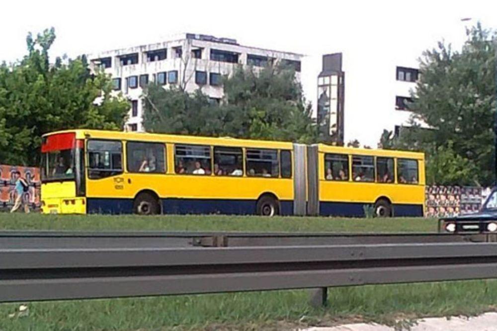 Beograd, autoput, rekonstrukcija, izmene, linije 601 i 611,