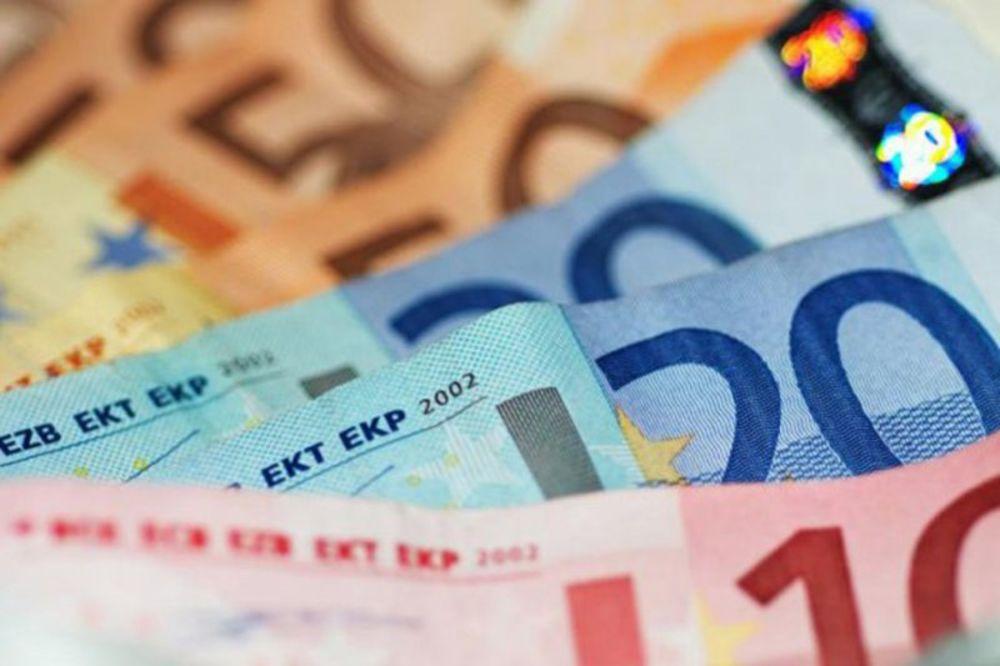 Srbin uhapšen za 4.400 falsifikovanih evra