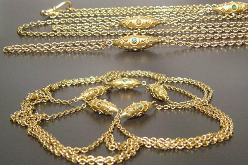 OSUMNJIČENA ZA KRAĐU: Boranka iz zlatare ukrala kilogram zlatnog nakita
