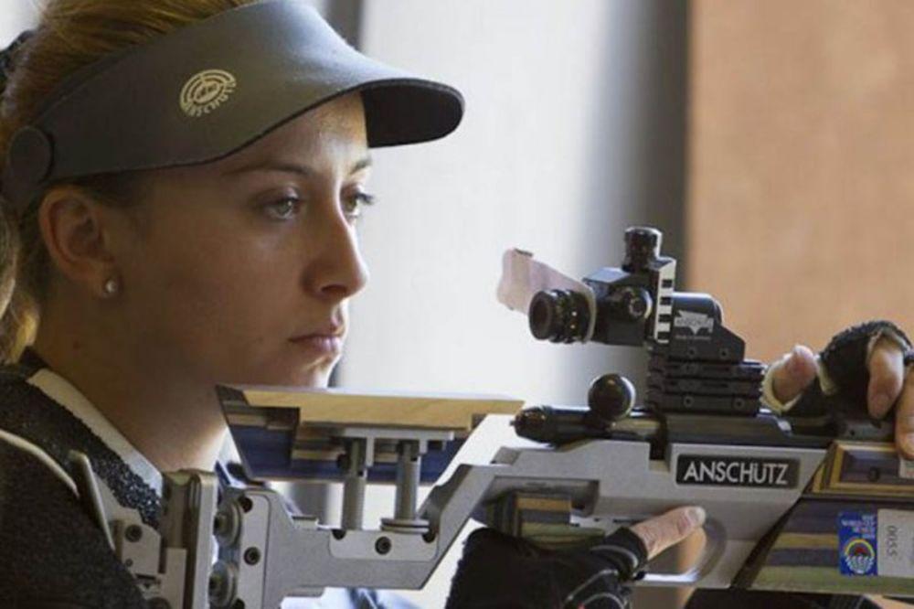 VAZDUŠNA PUŠKA: Arsović osvojila zlato na turniru u Granadi