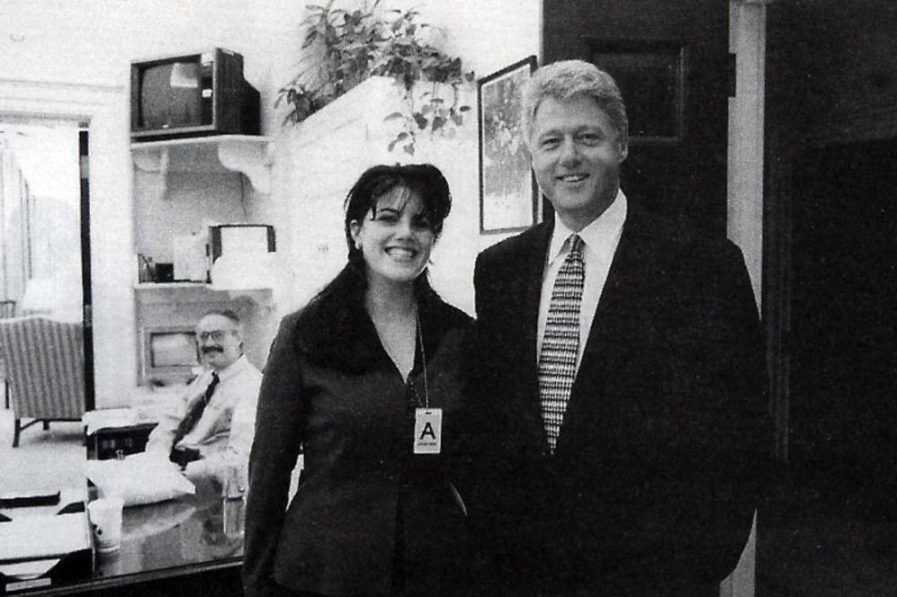 MONIKA LEVINSKI KROZ SUZE PRIZNALA: Bila sam zaljubljena u Klintona, bio mi je sve!