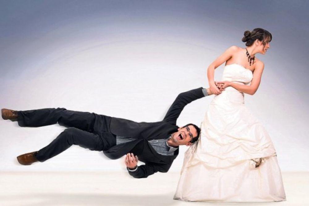 brak, mladenci, svadba,