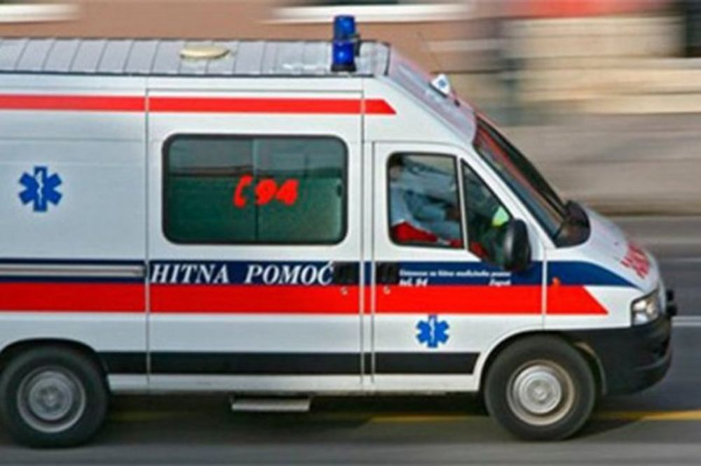 Beograd, hitna pomoć, policajac, Nada Macura, ljermontovljeva ulica