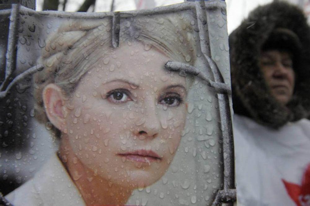 Na slobodi: Julija Timošenko