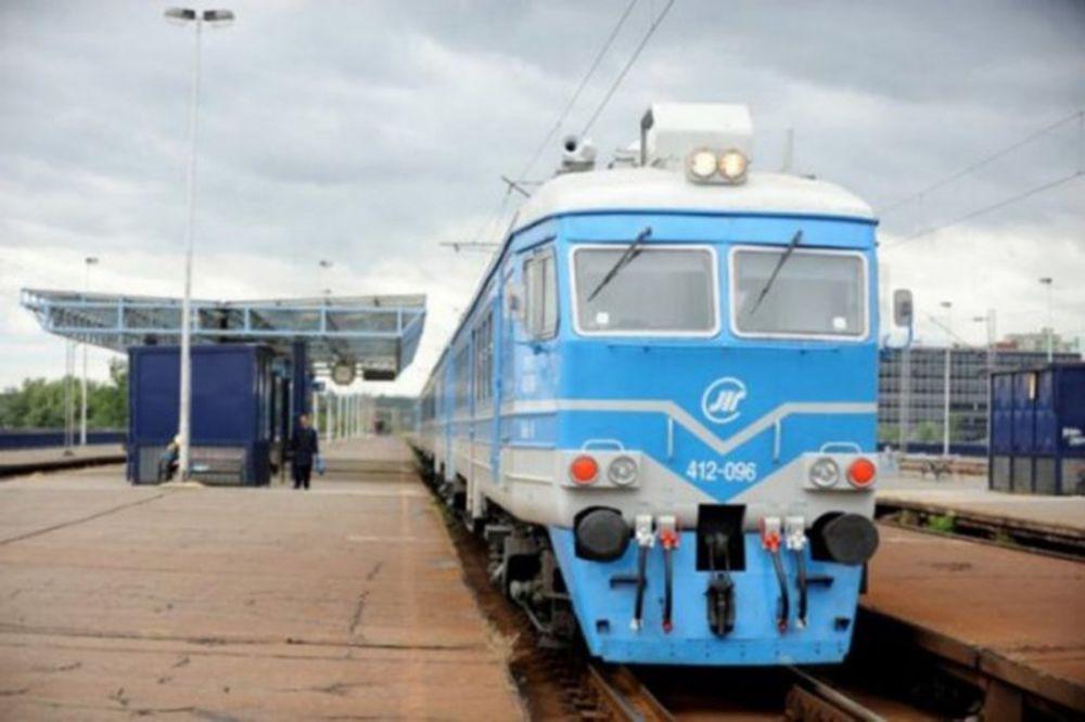 ŠTRAJK NEGE KOLA: Blokada radnika ponovo zaustavila vozove