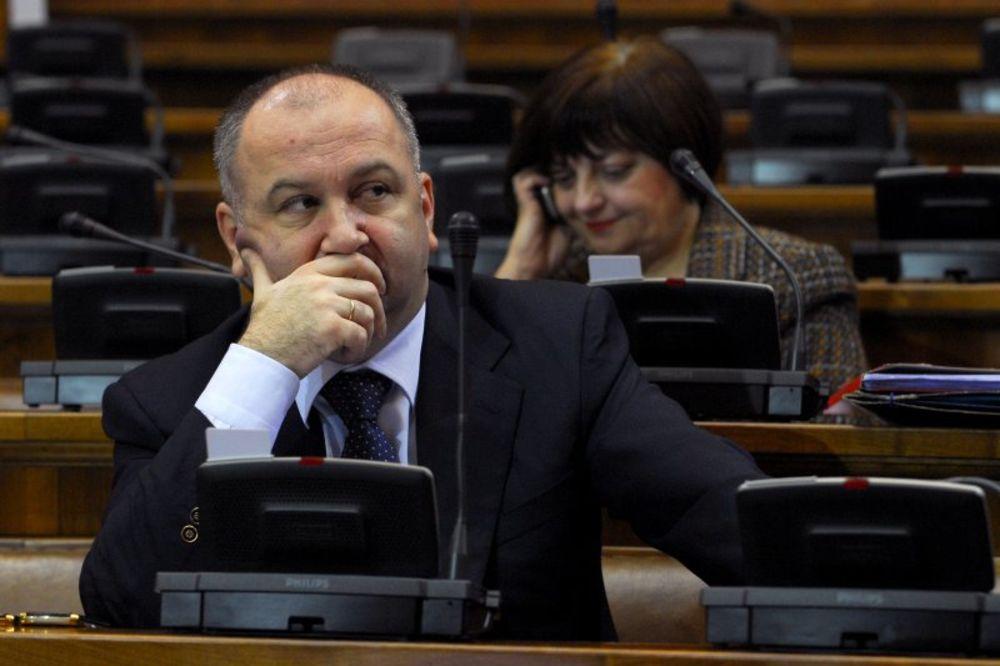 POPOVIĆ CEPA DSS: Potpredsednik stranke osniva Srpsku narodnu partiju