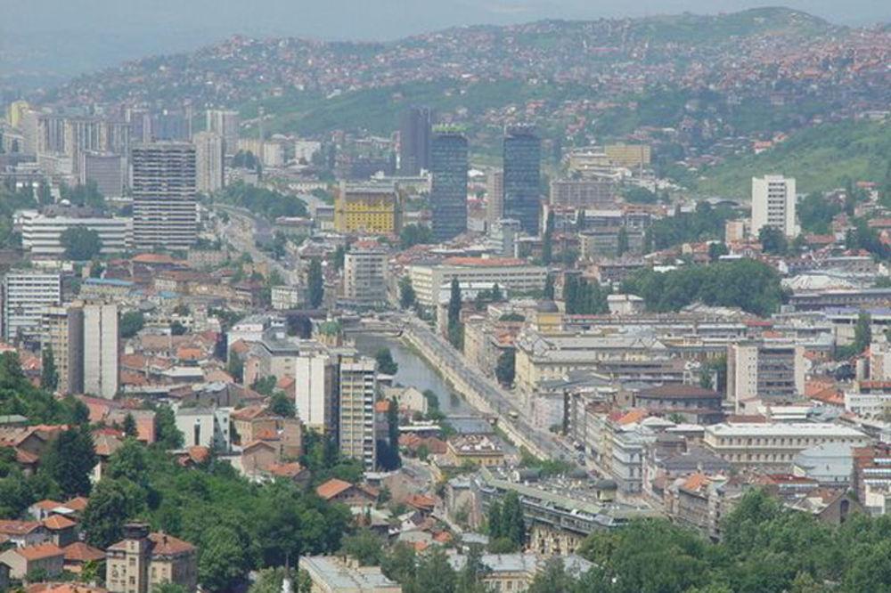 troje ranjenih, Alipašino polje, Sarajevo