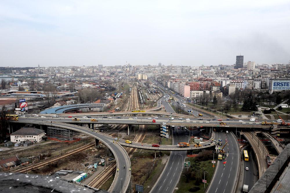 IZBEGAVAJTE GAZELU: Haos u saobraćaju zbog lančanog sudara!