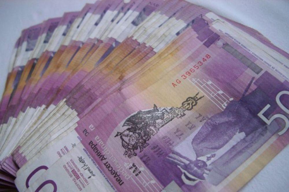 DIVIDENDA: Malim akcionarima NIS sutra po 340 dinara