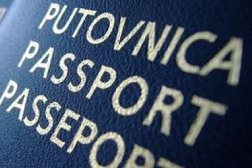 Putovnica, hrvatski pasoš