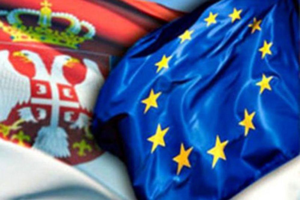 Srbiji sve manje privlačna EU