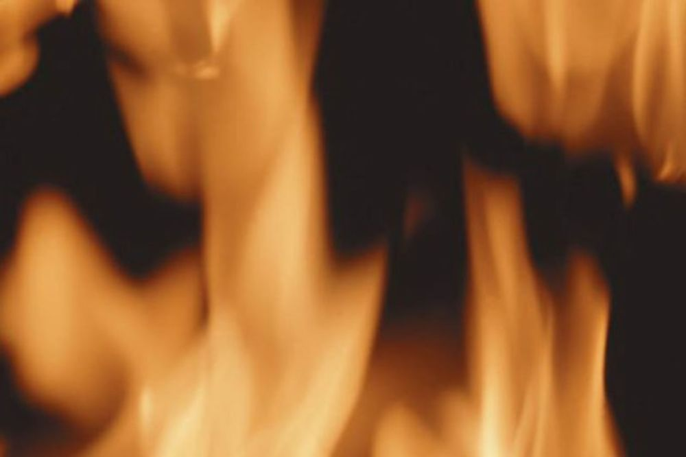 Vatra, požar,