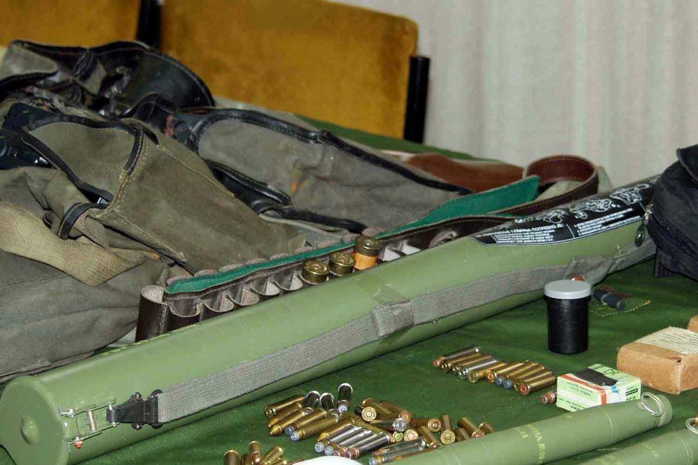 ITALIJA: Na brodu hrvatskog kapetana pronađen arsenal američkog oružja