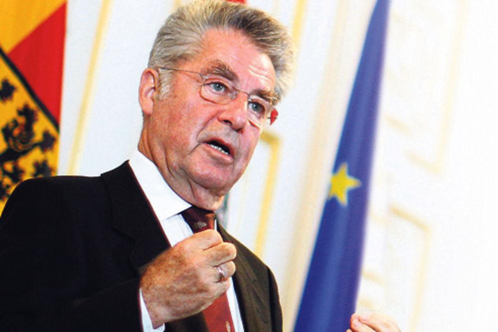 PREDSEDNIK FIŠER BIVŠIM MINISTRIMA: Moraćete da progovorite o Hipo banci!