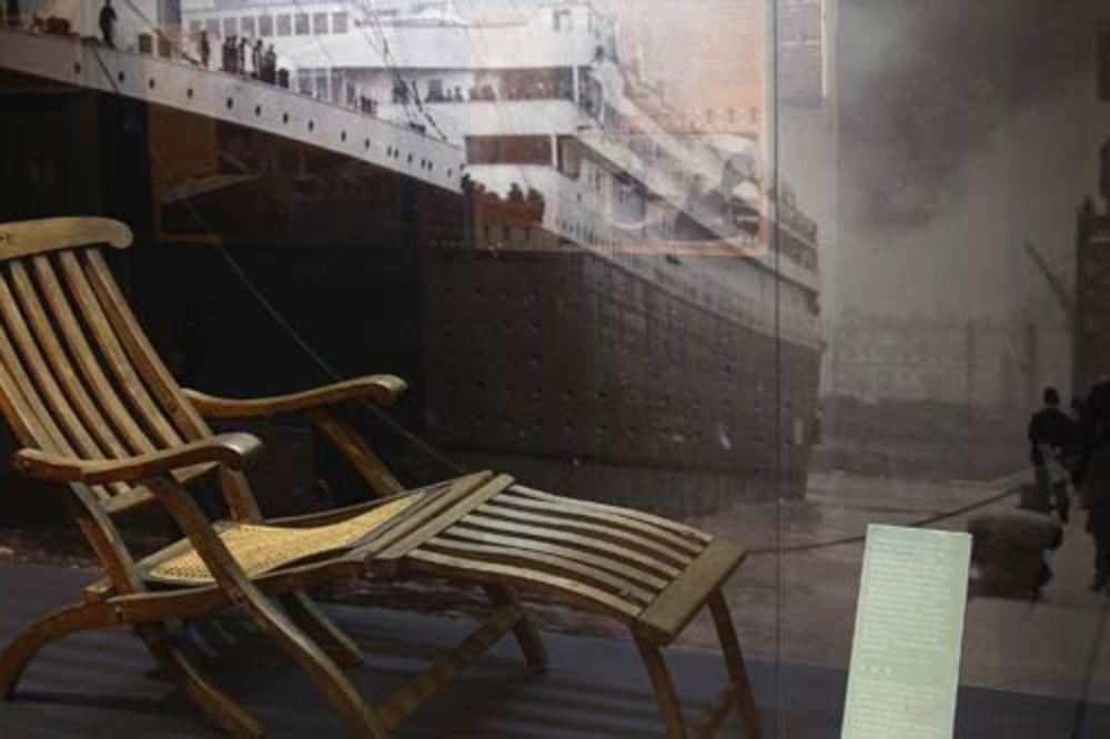 ZAVERA VEKA: Titanik je potopljen da bi bankari pokorili svet!