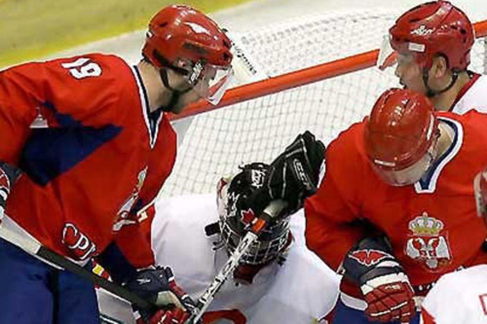 Na popravnom protiv domaćina: Hokejaši Srbije