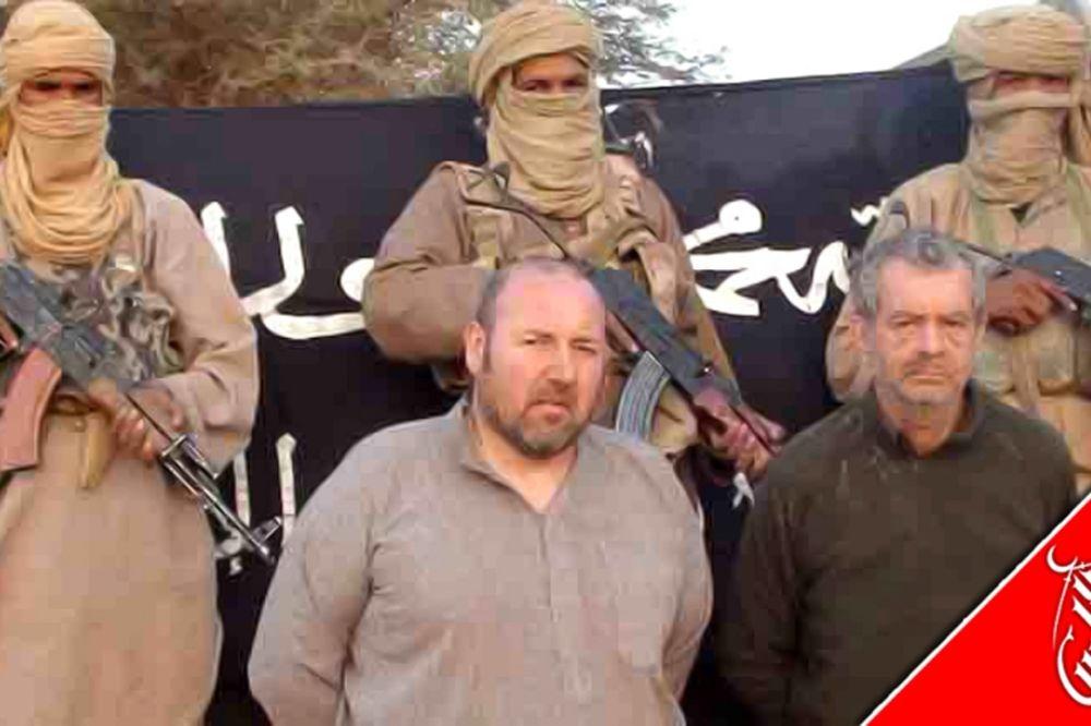 Al Kaida objavila snimak otetog Serža Lazarevića