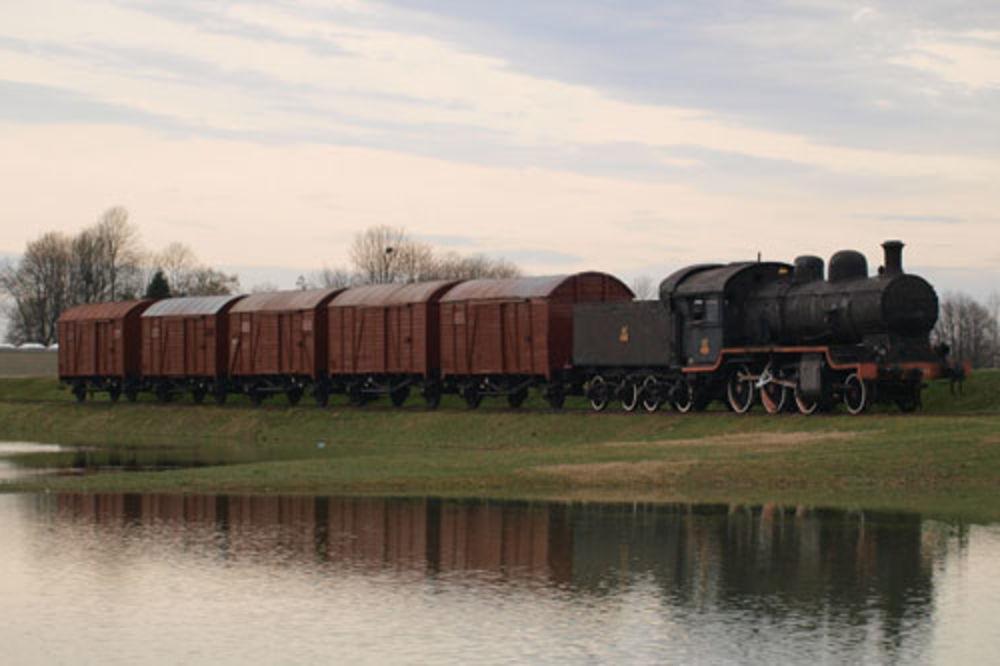 Pesma Đurđevdan nastala je u vozu za Jasenovac
