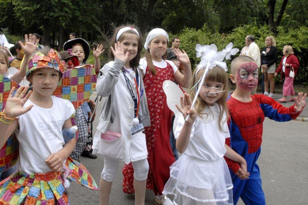 Dečji karneval, Kragujevac