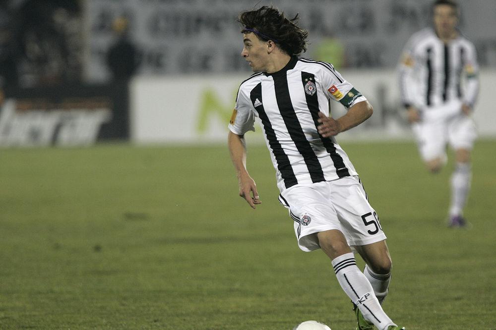 Čelsi il Partizan pitanje je sad: Lazar Marković