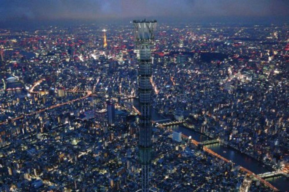 NEVEROVATNO: U 136 zemalja na svetu živi manje ljudi nego u Tokiju!