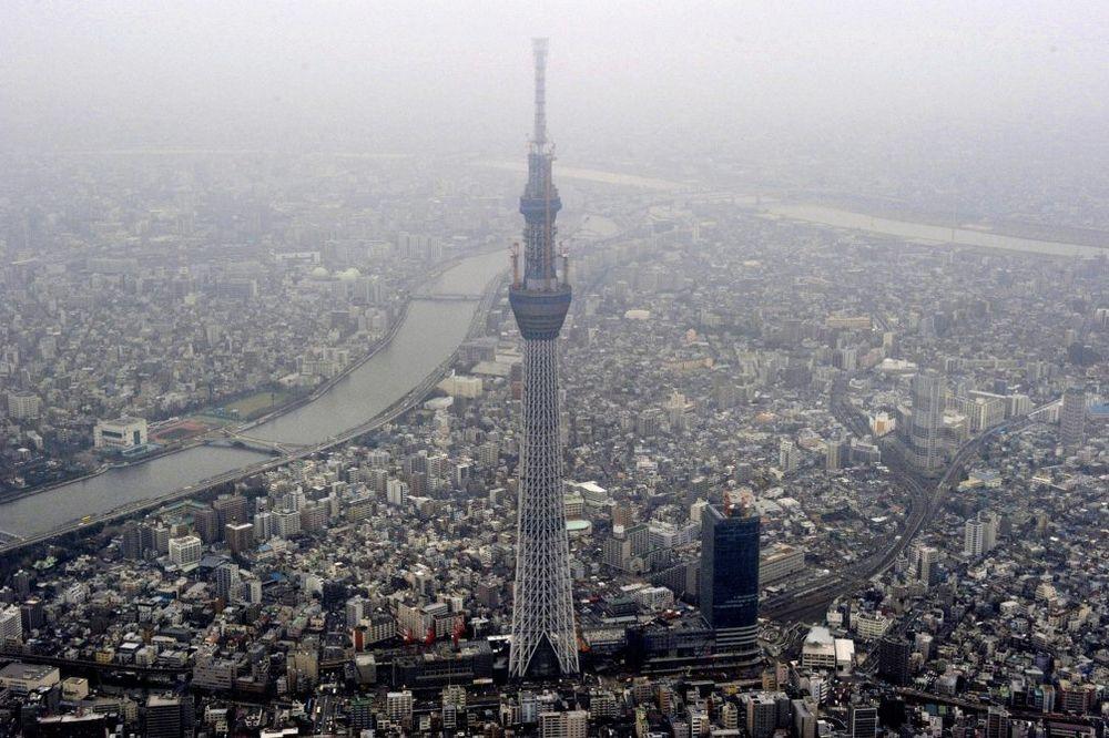 Ekonomist: Tokio najsigurniji grad na svetu