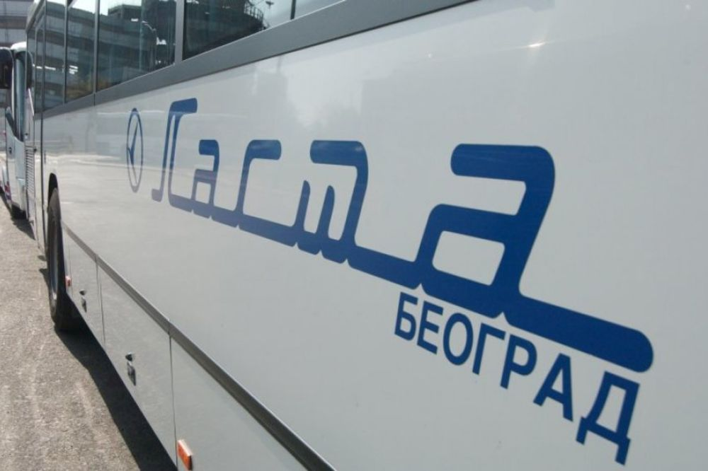BARAJEVO: Izgoreo Lastin autobus, nema povređenih