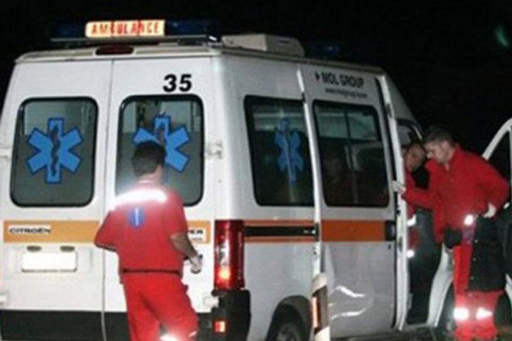 UDES NA OBILAZNICI: 5 povređenih kod aerodroma