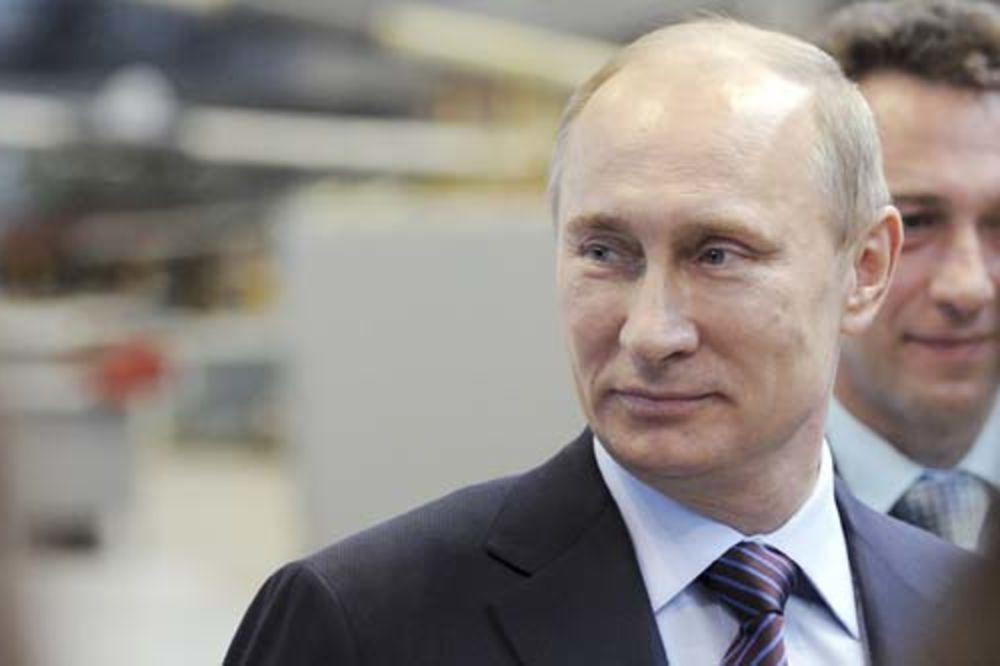 PUTIN PRVI KOMŠIJA: Crnogorci poklanjaju predsedniku Rusije plac za kuću