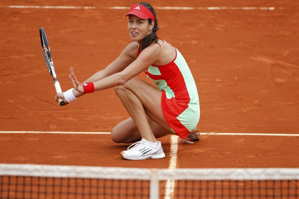 Učite tenis dok vas trenira Ana Ivanović