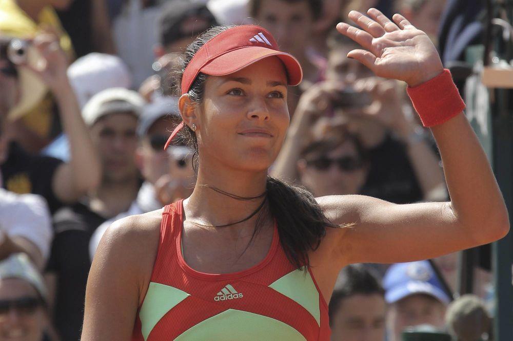 Ana Ivanovic, Rolan Garos,
