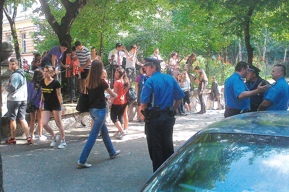 treća beogradska gimnazija, matura, maturanti, dragana vasić