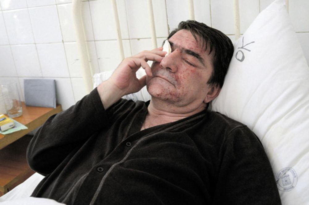 Nenad Vukasović, advokat, napad,