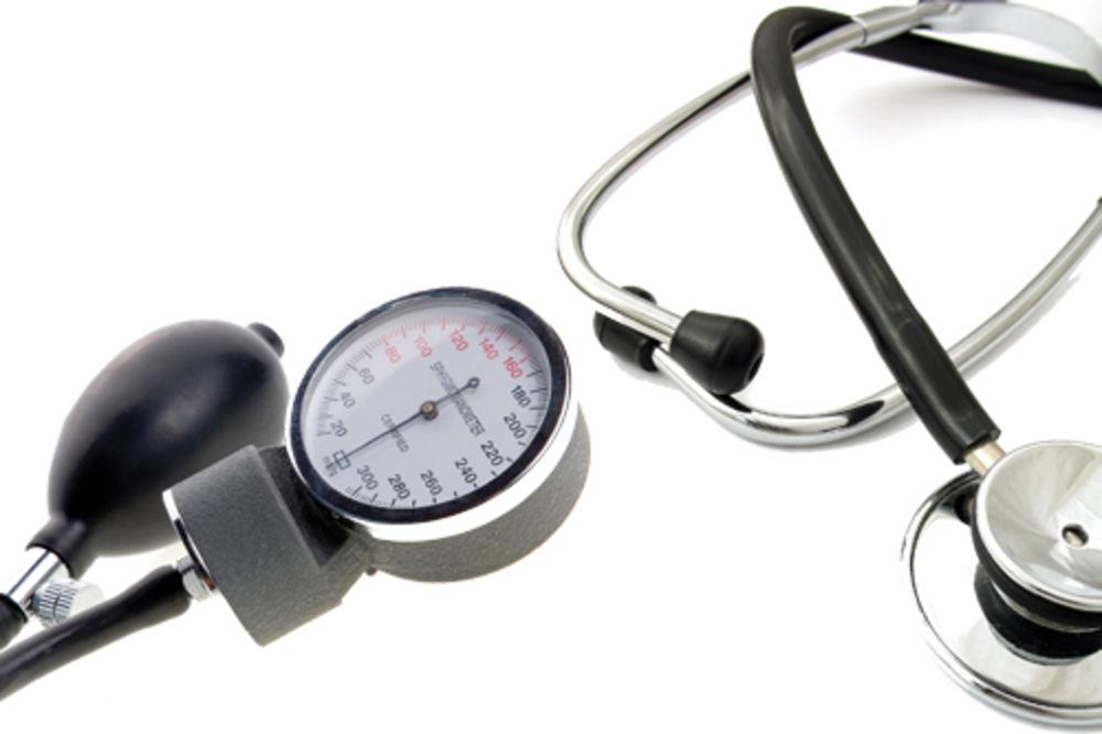 hipertenzija, visok krvni prtisak,