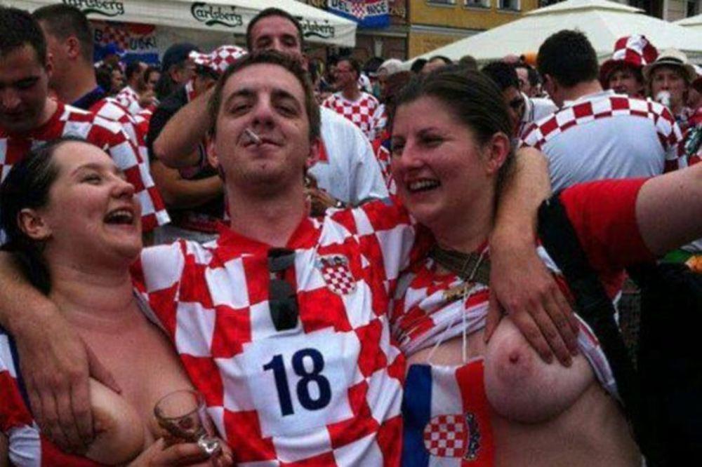 Хорватские сиськи