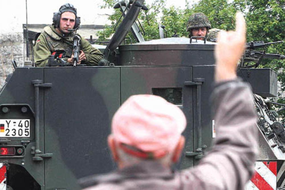 Srbi ljuti zbog provokacija kfora
