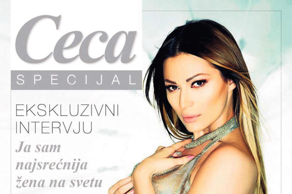 Svetlana Ceca Ražnatović, Dejvid Geta, trens fazon, album Ljubav živi