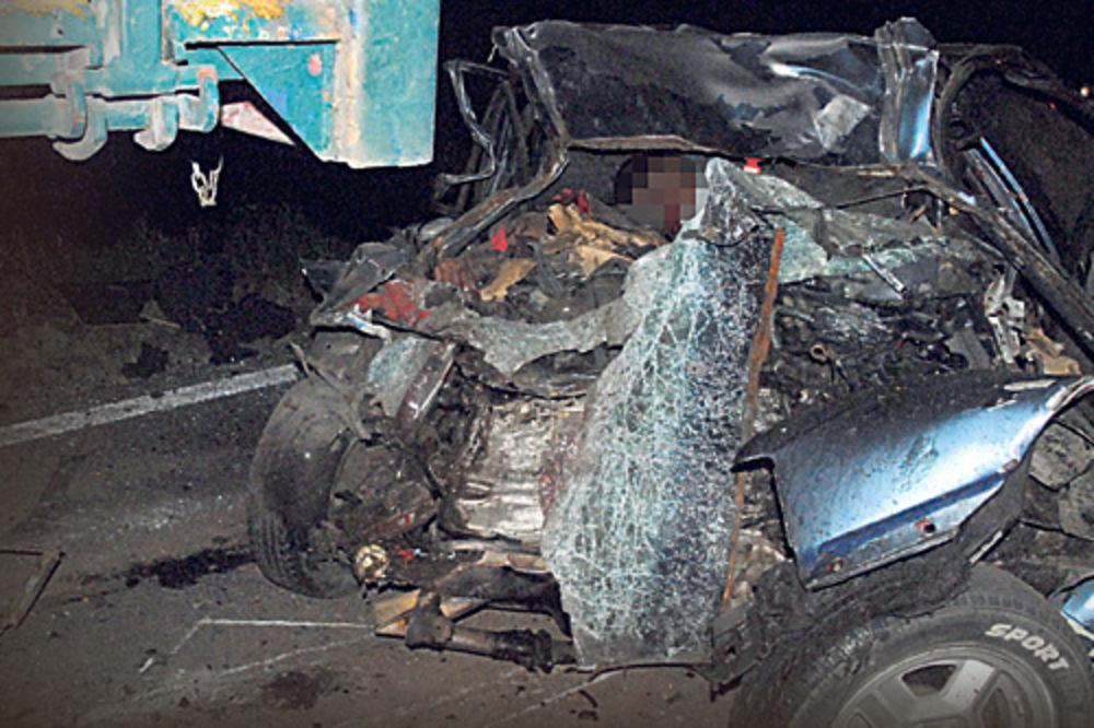 Sedmoro poginulo u saobraćajnoj nesreći kod Alibunara