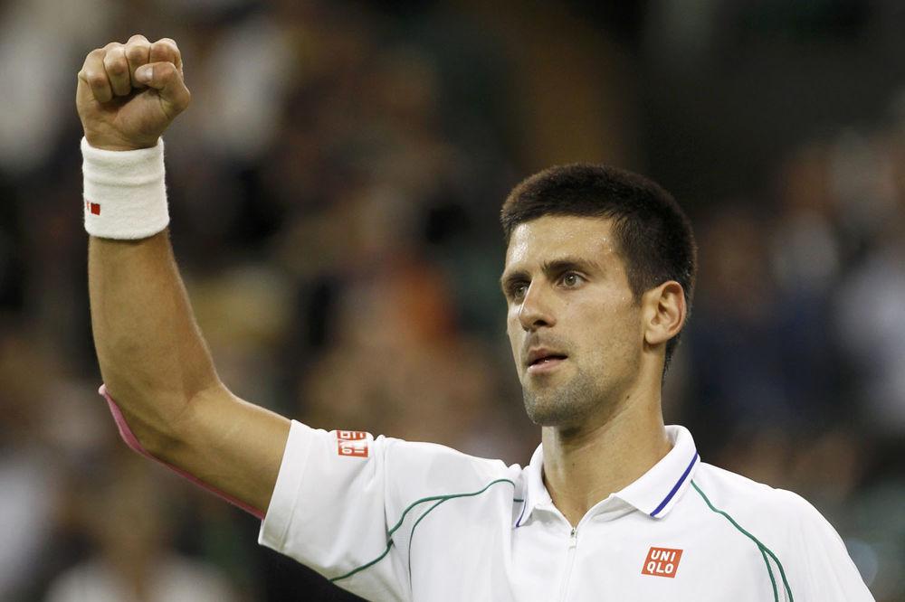 Još jedna prepreka do Federera: Novak Đoković