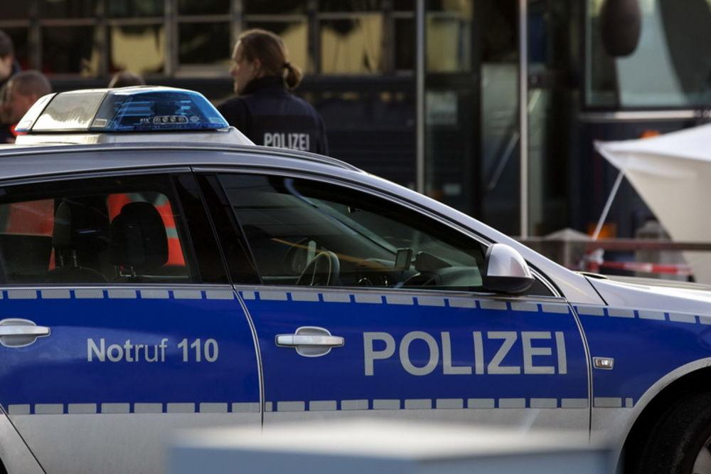 nemacka policija,