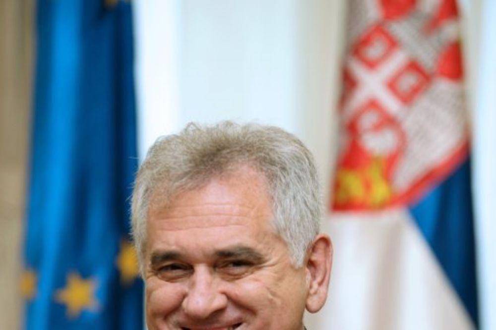 Nikolić u Njujorku o Kosovu