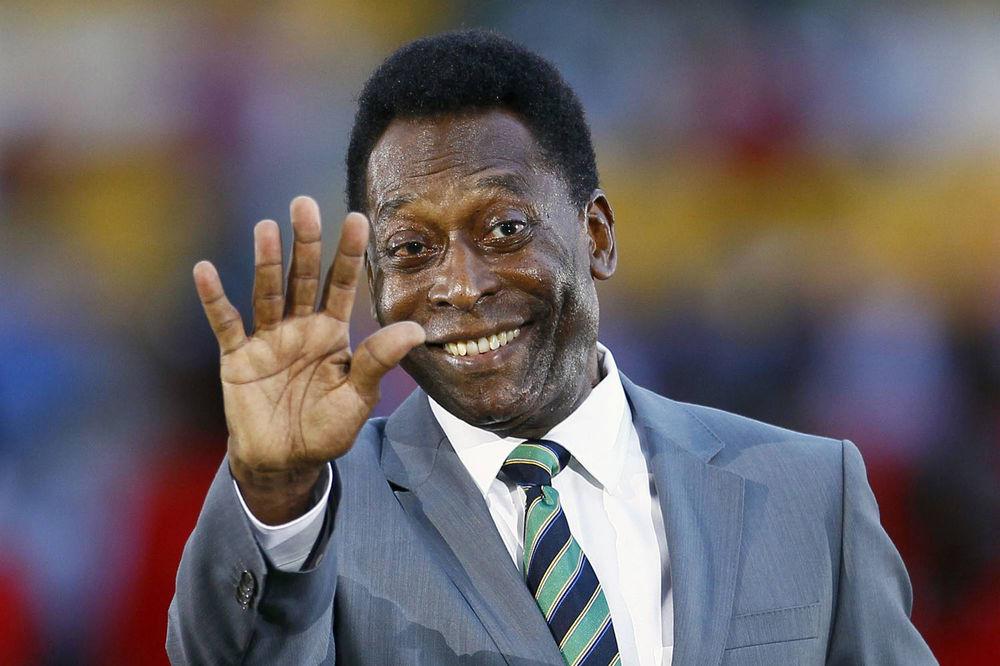 MEČ O KOME SE I DANAS PRIČA Pele je bio toliko dobar fudbaler da je uspeo da zaustavi građanski rat
