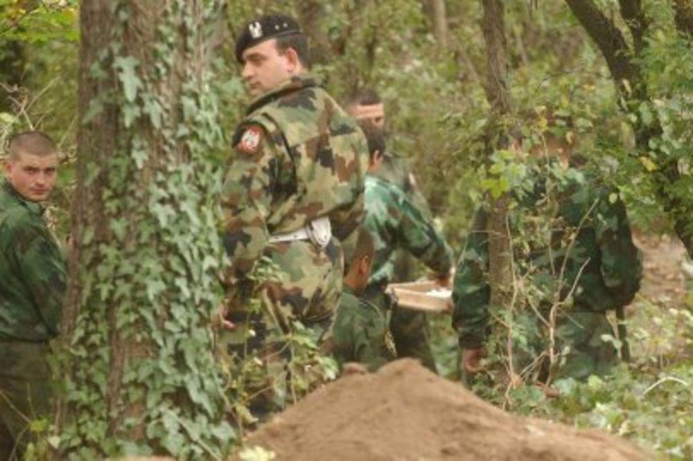 MLADIĆ NIJE BIO U KARAŠU: Tri dana pre ubistva gardista Del Ponte tražila pretres objekta!