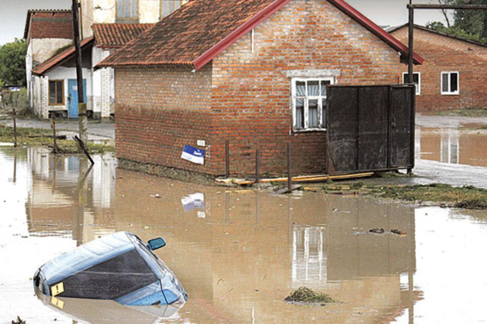 poplava, Krimsk,