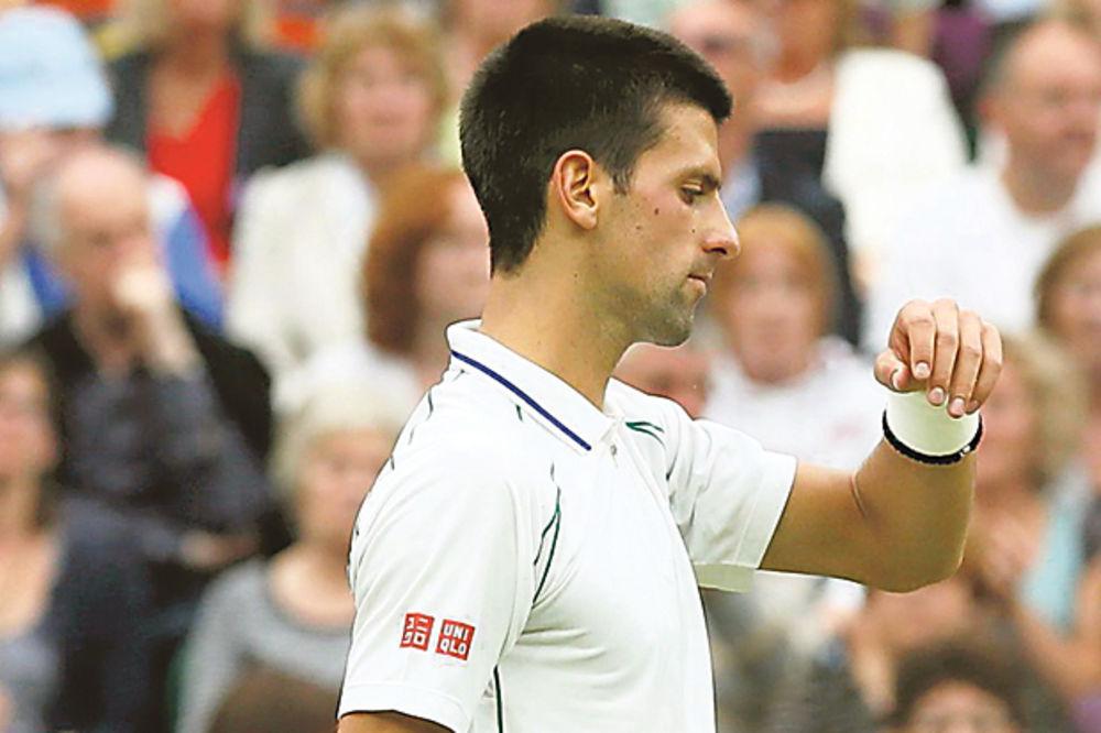 Novak Đoković, Rodžer Federer, prvi, ATP lista, brani poene