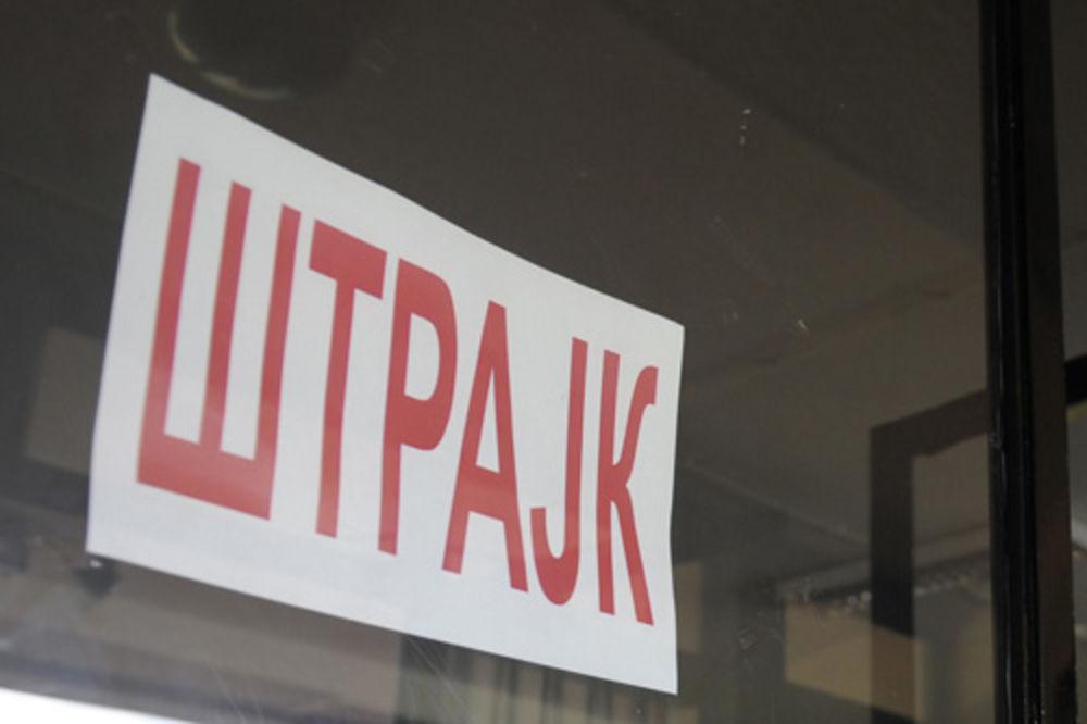 ŠTRAJK: Radnicima Kragujevca kasne tri plate