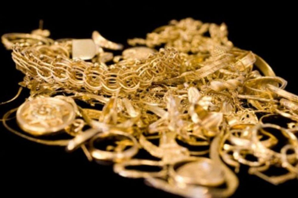 zlato, nakit, zaplena nakita